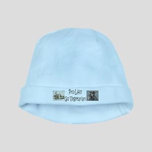 ProLife? - GoVeg! baby hat