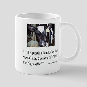 Can they suffer DARK SHIRT Mug