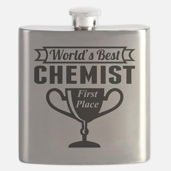 World's Best Chemist Flask