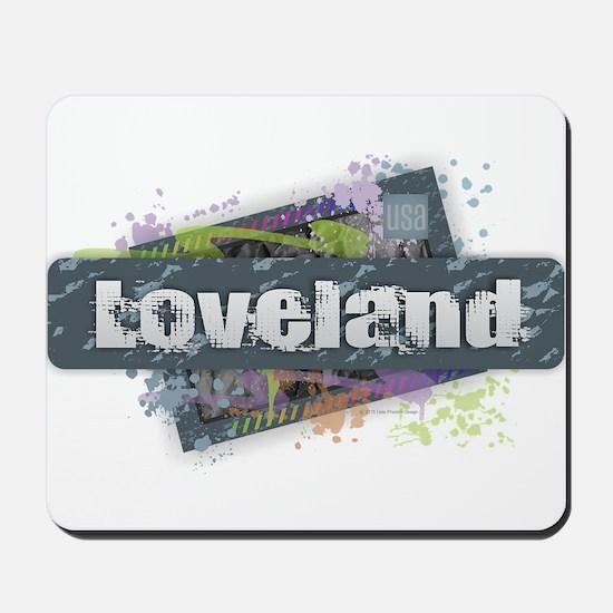Loveland Design Mousepad