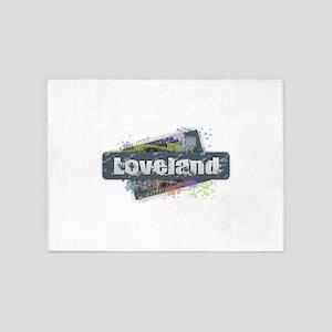 Loveland Design 5'x7'Area Rug