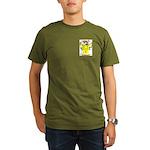 Pegrum Organic Men's T-Shirt (dark)