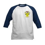 Pegrum Kids Baseball Jersey