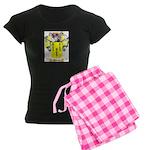 Pegrum Women's Dark Pajamas