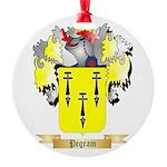 Pegram Round Ornament