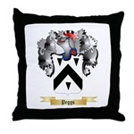 Peggs Throw Pillow