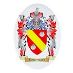Peetermann Oval Ornament