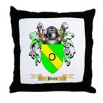 Peers Throw Pillow