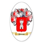 Pedrosa Sticker (Oval 50 pk)