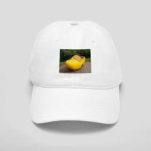 Giant yellow clog, Holland Cap