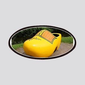 Giant yellow clog, Holland Patch