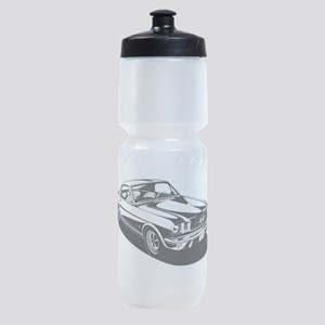 1965 Ford Mustang Sports Bottle