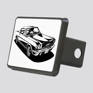 1965 Ford Mustang Rectangular Hitch Cover