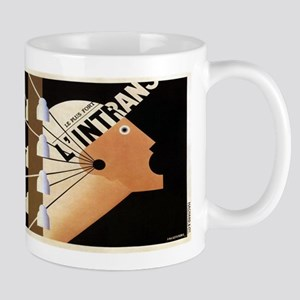 Vintage poster - L'Intrans Mugs