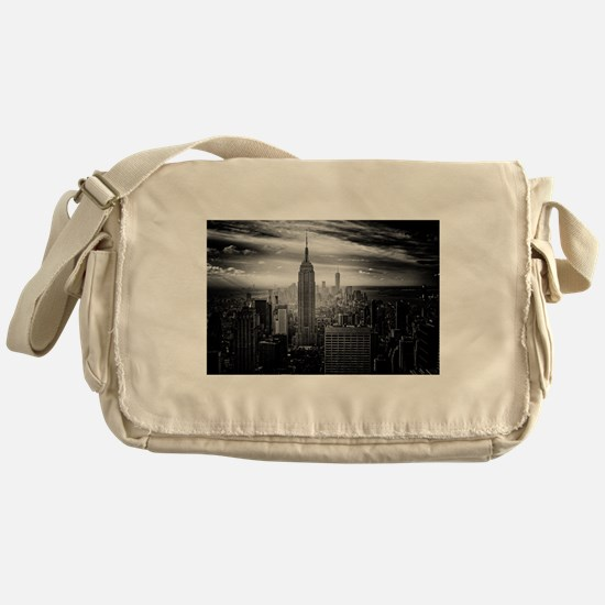 New York Messenger Bag