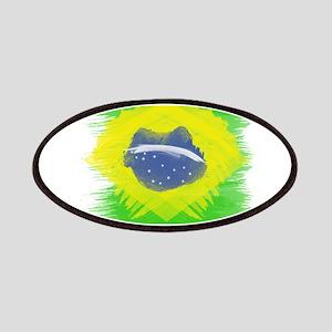 Brazil Flag Brasilian Rio Patch