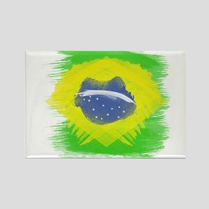 Brazil Flag Brasilian Rio Magnets