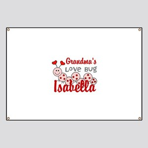 Love Bug Personalize Banner