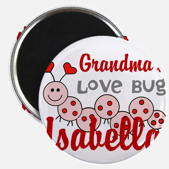 Love Bug Personalize Magnets