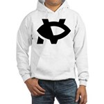 Noisyvision Jumper Hoody Hooded Sweatshirt