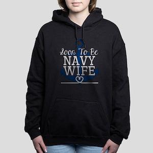 Soon To Be Navy Wife Women's Hooded Sweatshirt