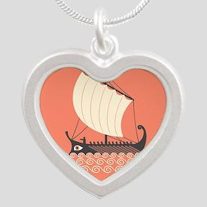 Ancient Ship Necklaces