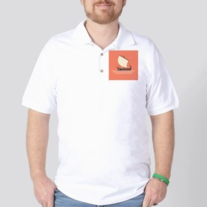 Ancient Ship Golf Shirt