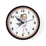 Shandra the Fairy Wall Clock