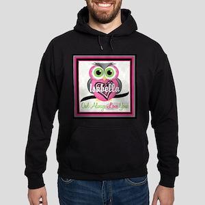 Always Love You Personalize Owl Sweatshirt