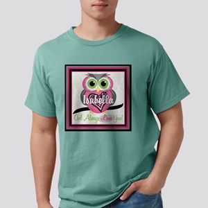 Always Love You Personalize Owl T-Shirt