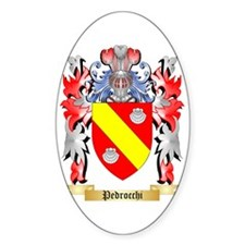 Pedrocchi Sticker (Oval)