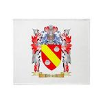 Pedrocchi Throw Blanket