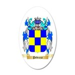 Pedraza 20x12 Oval Wall Decal