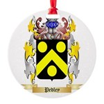 Pedley Round Ornament