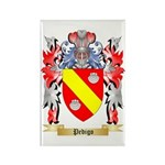 Pedigo Rectangle Magnet (100 pack)