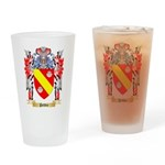 Peddie Drinking Glass