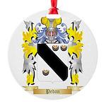 Pedan Round Ornament