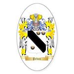 Pedan Sticker (Oval)