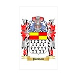 Peckham Sticker (Rectangle 10 pk)