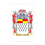 Peckham Sticker (Rectangle 50 pk)