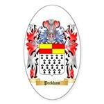 Peckham Sticker (Oval 10 pk)