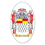 Peckham Sticker (Oval 50 pk)