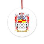 Peckham Round Ornament
