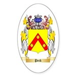 Peck Sticker (Oval)