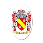 Pechold 20x12 Oval Wall Decal