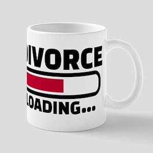Divorce loading Mug