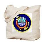USS Caloosahatchee (AO 98) Tote Bag