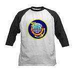 USS Caloosahatchee (AO 98) Kids Baseball Jersey