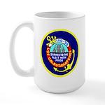 USS Caloosahatchee (AO 98) Large Mug