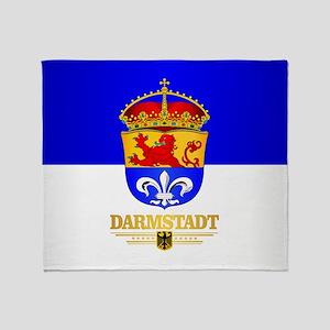 Darmstadt Throw Blanket